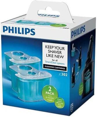 Philips - Philips JC302/50 Tıraş Makinesi Temizleme Kartuşu