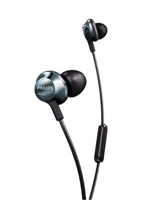 Philips - Philips PRO6305BK/00 Kulakiçi Mikrofonlu Mıknatıslı Kulaklık Siyah
