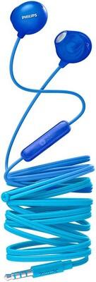 Philips - Philips SHE2305BL/00 Upbeat Mikrofonlu Kulakiçi Kulaklık Mavi