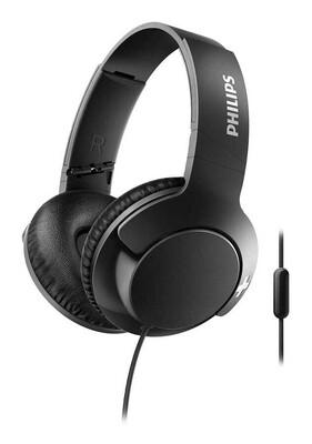 Philips - Phılıps SHL3175BK/00 Bass+ Kablolu Kafa Üstü Kulaklık
