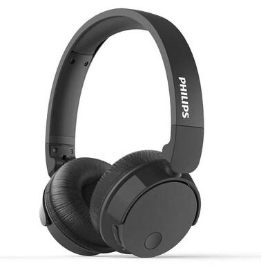 Philips - Phılıps TABH305BK/00 Kulak Üstü Bluetooth Kulaklık