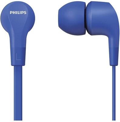 Philips - Philips TAE1105BL/00 Mikrofonlu Kablolu Kulak Içi Kulaklık