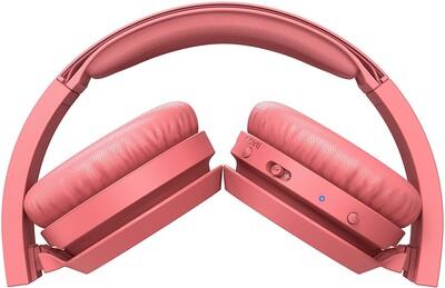Philips - Philips TAH4205RD/00 Kulak Üstü Bluetooth Kulaklık
