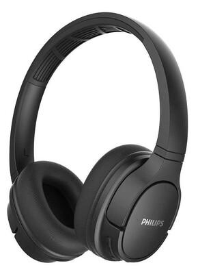 Philips - Philips TASH402BK/00 Actionfit Kablosuz Kafa Bantlı Bluetooth Kulaklık Siyah