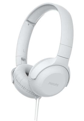 Philips - Philips TAUH201WT/00 Upbeat Mikrofonlu Kafa Bantlı Kulaklık