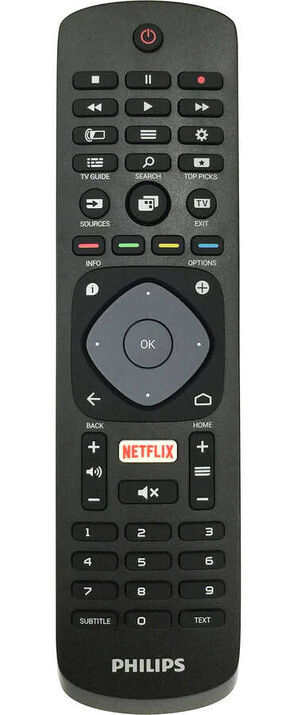 Philips YKF406/001 Tv Kumanda